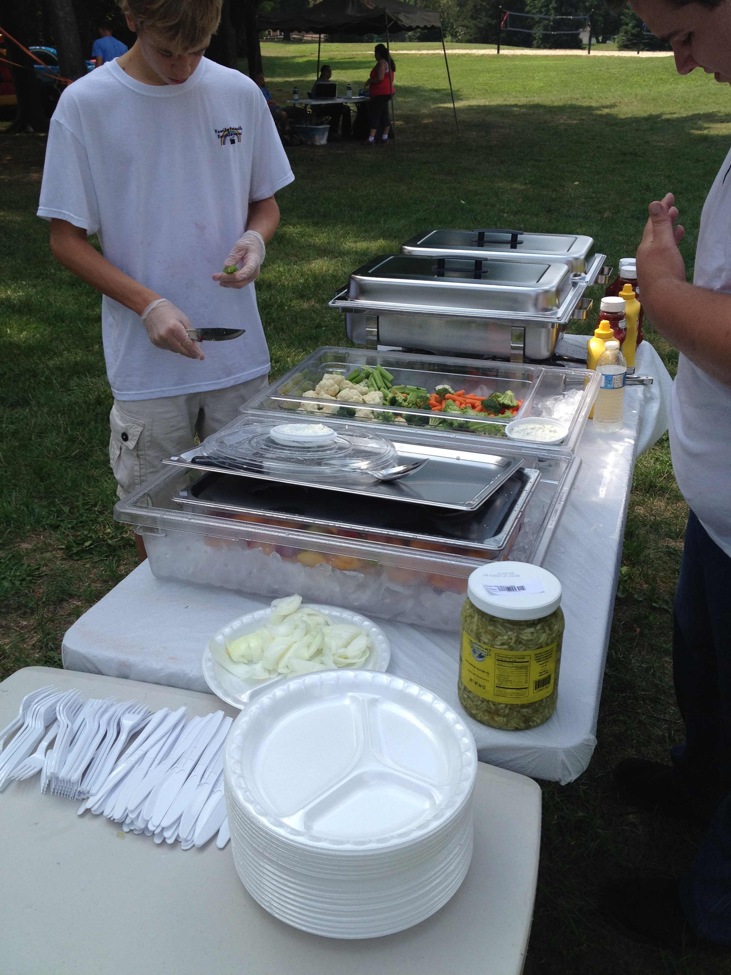 pig roast company picnics catering grand rapids michigan ohio