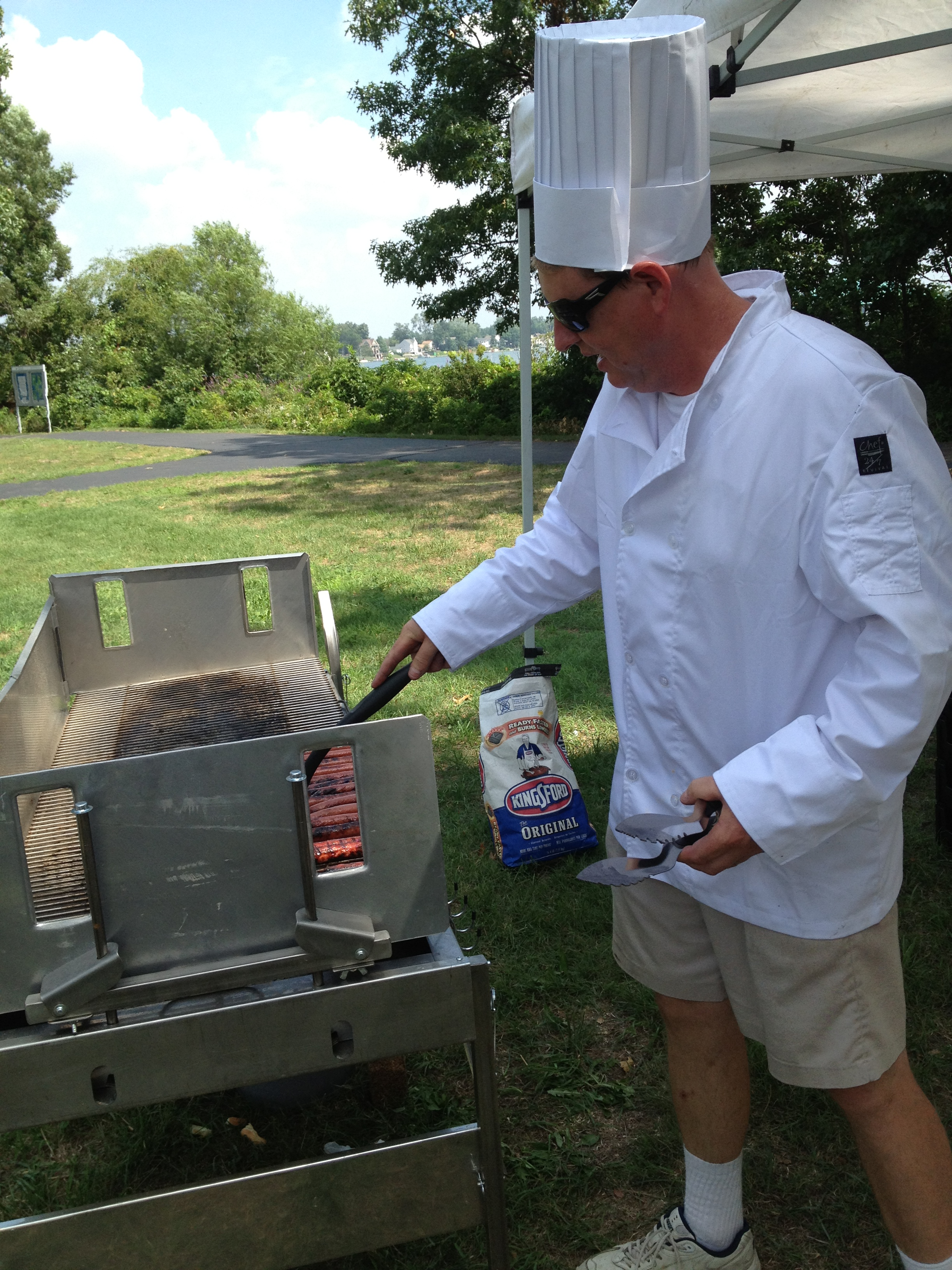 company picnic catering Grand Rapids Michigan